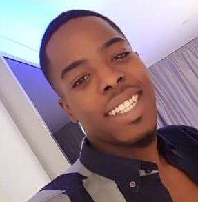 Kyle Kelson died after being shot in the head on Friday. Picture: Met Police