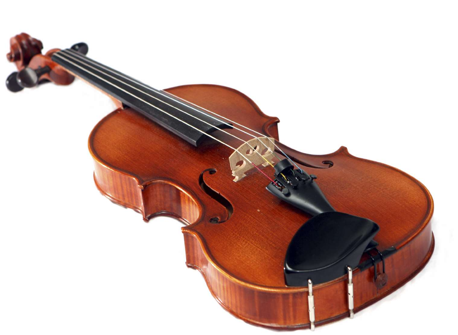 A viola similar to the one left on the train. Picture: Stock image