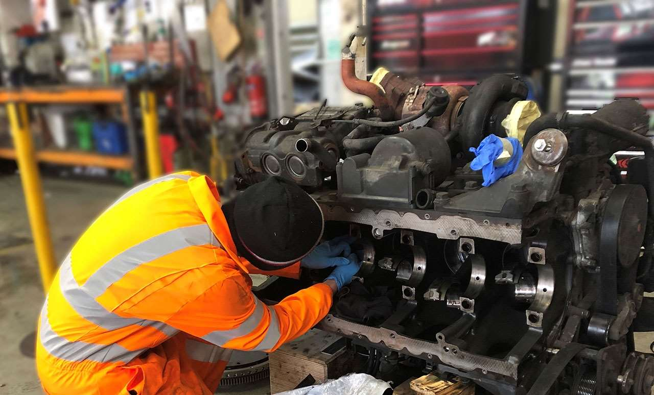 Motor Vehicle apprenticeships are also available