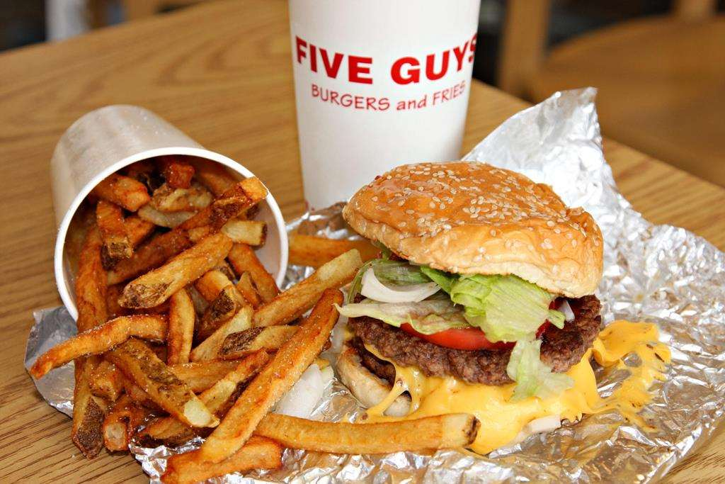 Five Guys is set to open in Maidstone (1945091)