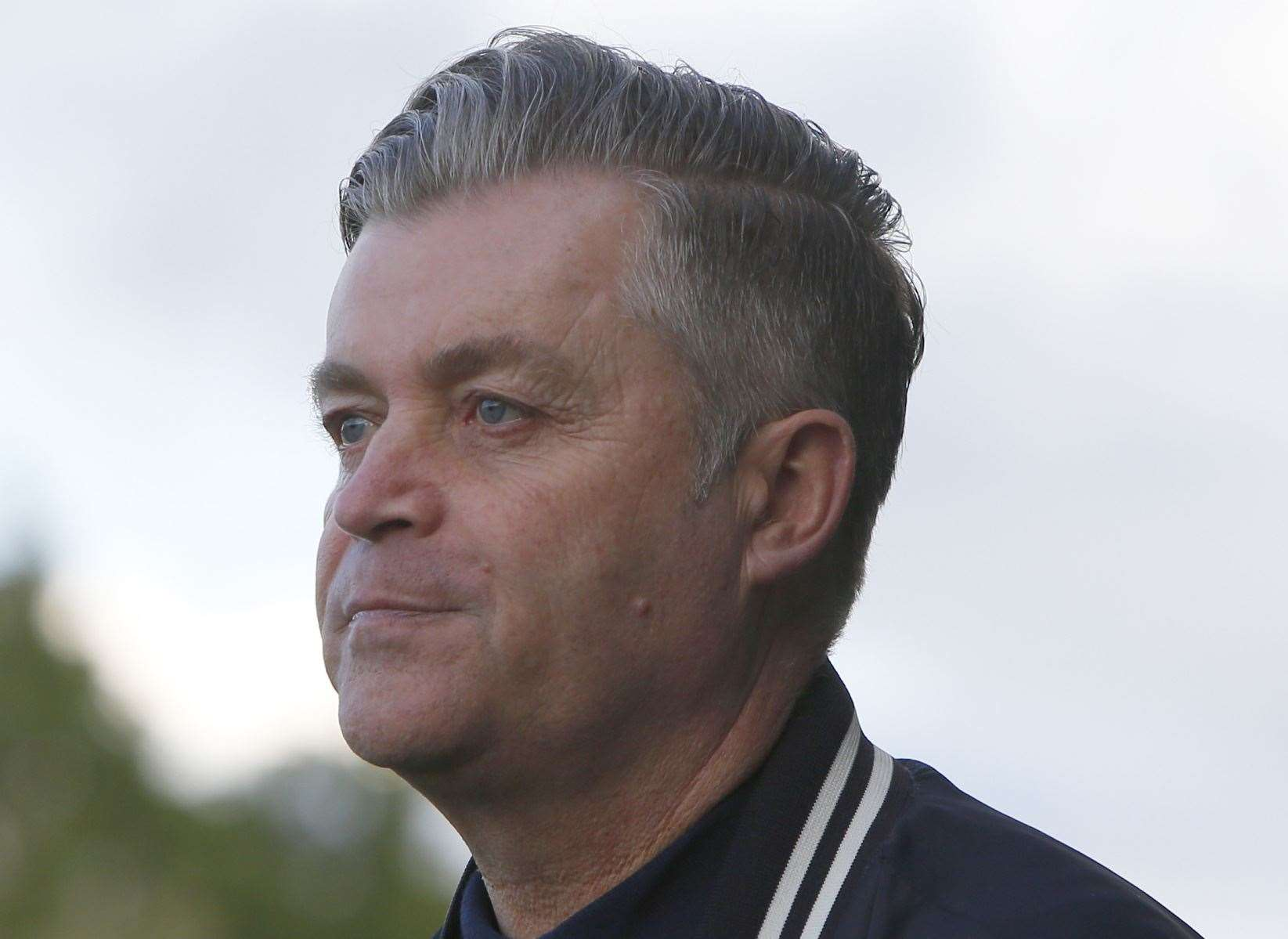 Dartford manager Steve King. Picture: Andy Jones