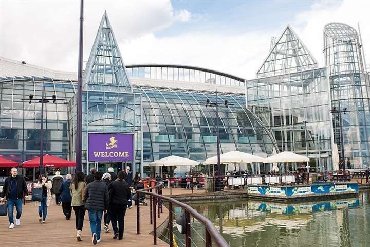 Bluewater's branch is likely to be the only one in Kent rescued from closure