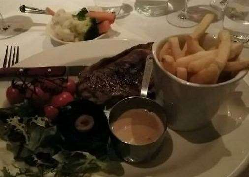 The Hilltop Restaurant offers European and British food. Picture: TripAdvisor