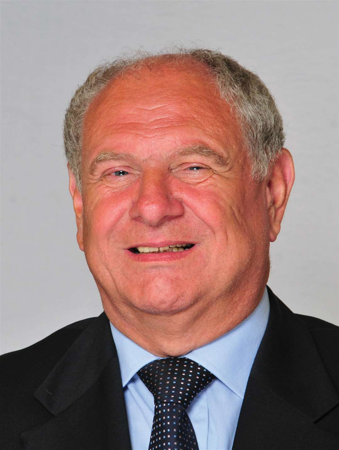 Cllr David Brake, Medway Council cabinet member for public health and chairman of the Medway Health and Wellbeing Board