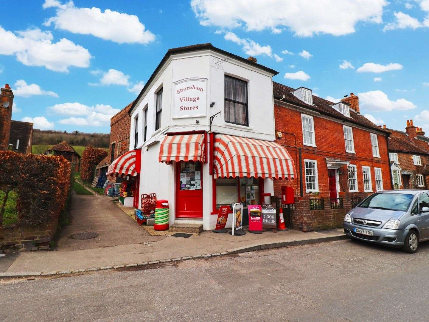 Shoreham Village Stores is on the market (8657441)