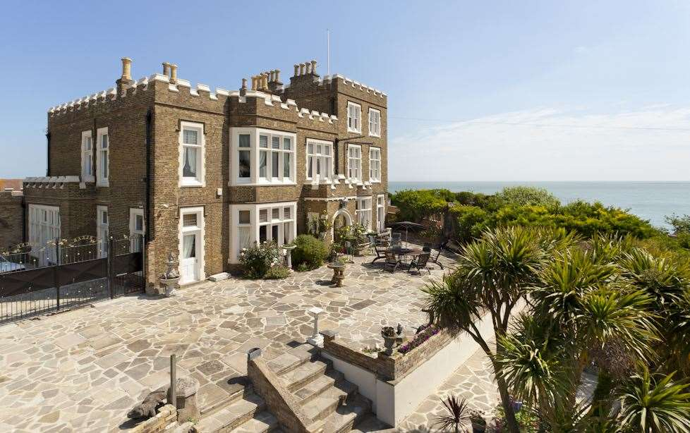 Charles Dickens' holiday home in Broadstairs