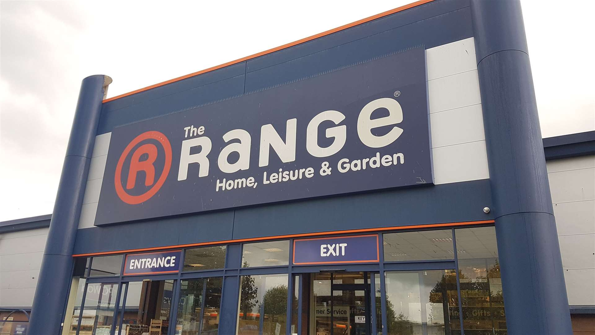 The Range in Canterbury is set to house an Iceland branch and cafe