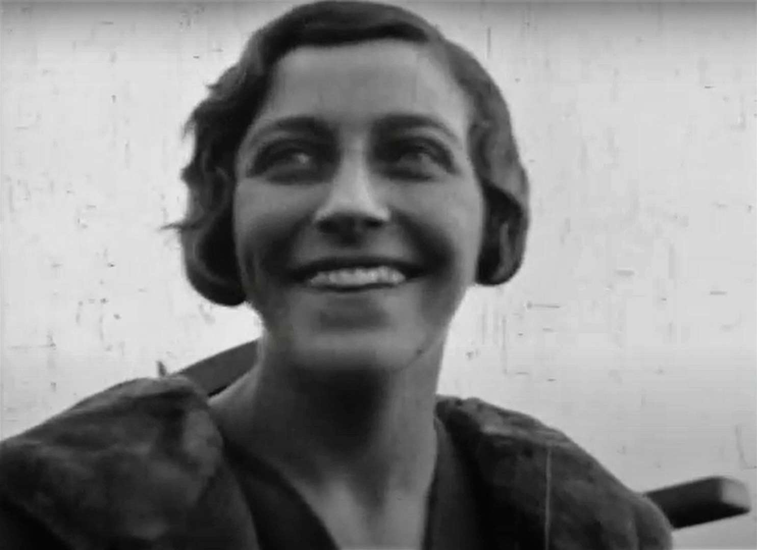 Amy Johnson achieved global fame thanks to her flying endeavours. Picture: British Pathe / YouTube