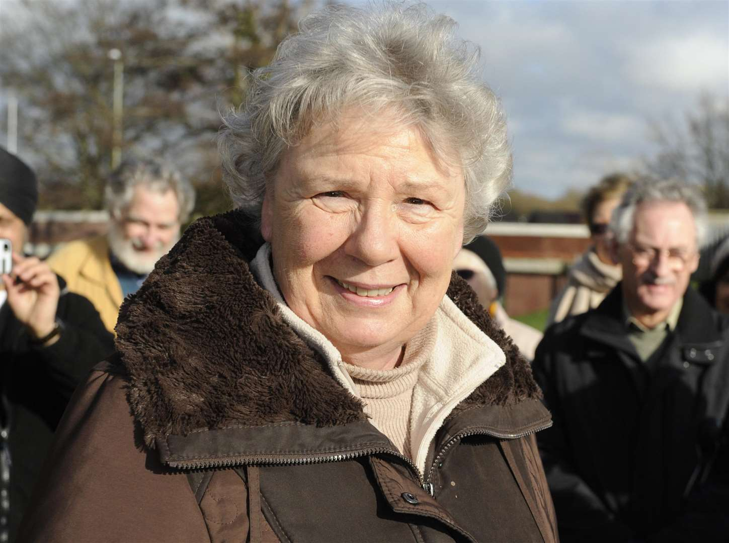 Canterbury resident and campaigner Sue Langdown