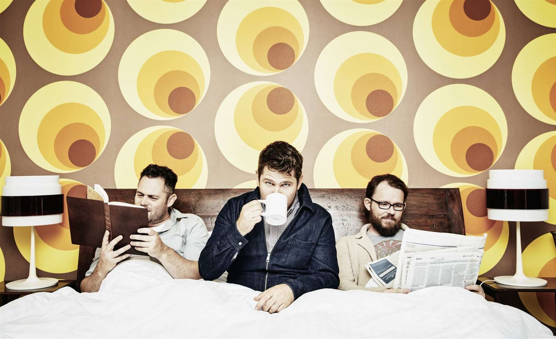 Scouting for Girls will be in Maidstone