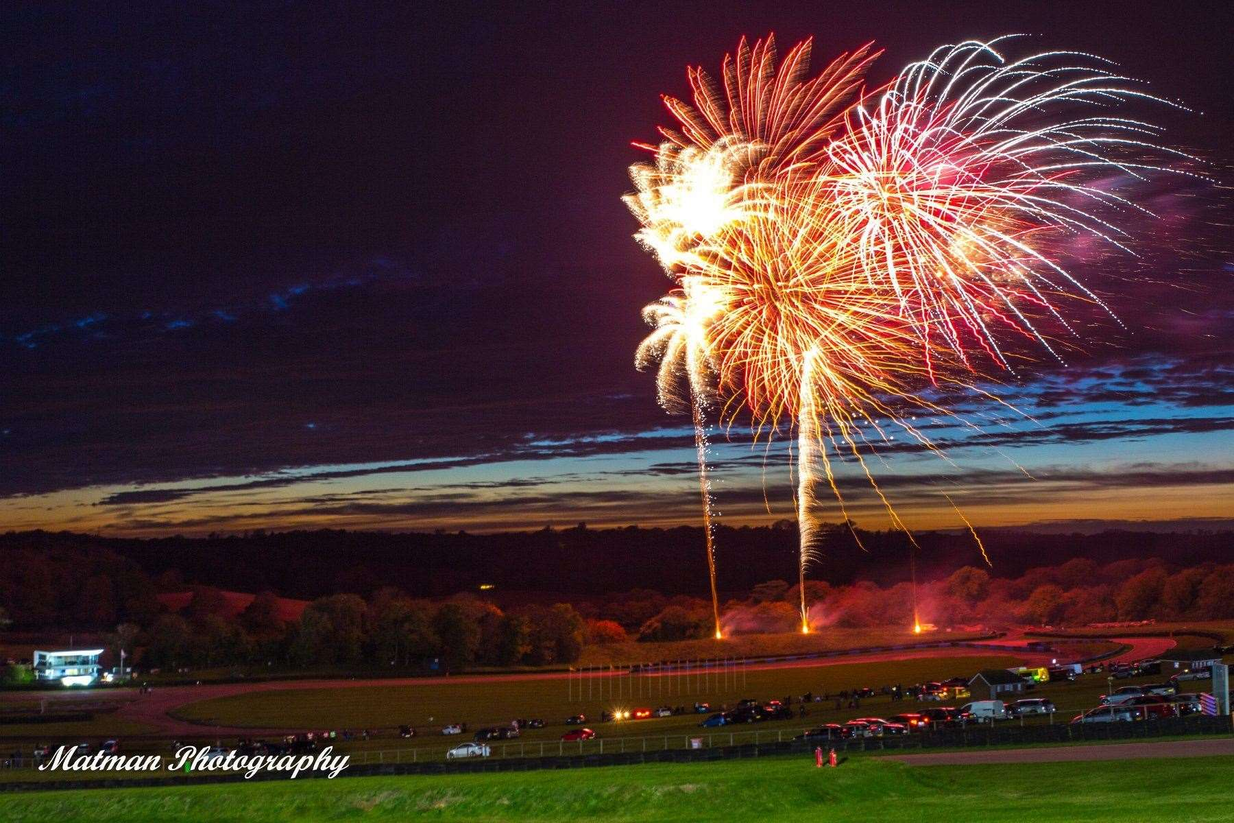 Fireworks at Lydden Hill Race Circuit cancelled for health and saftey  reasons
