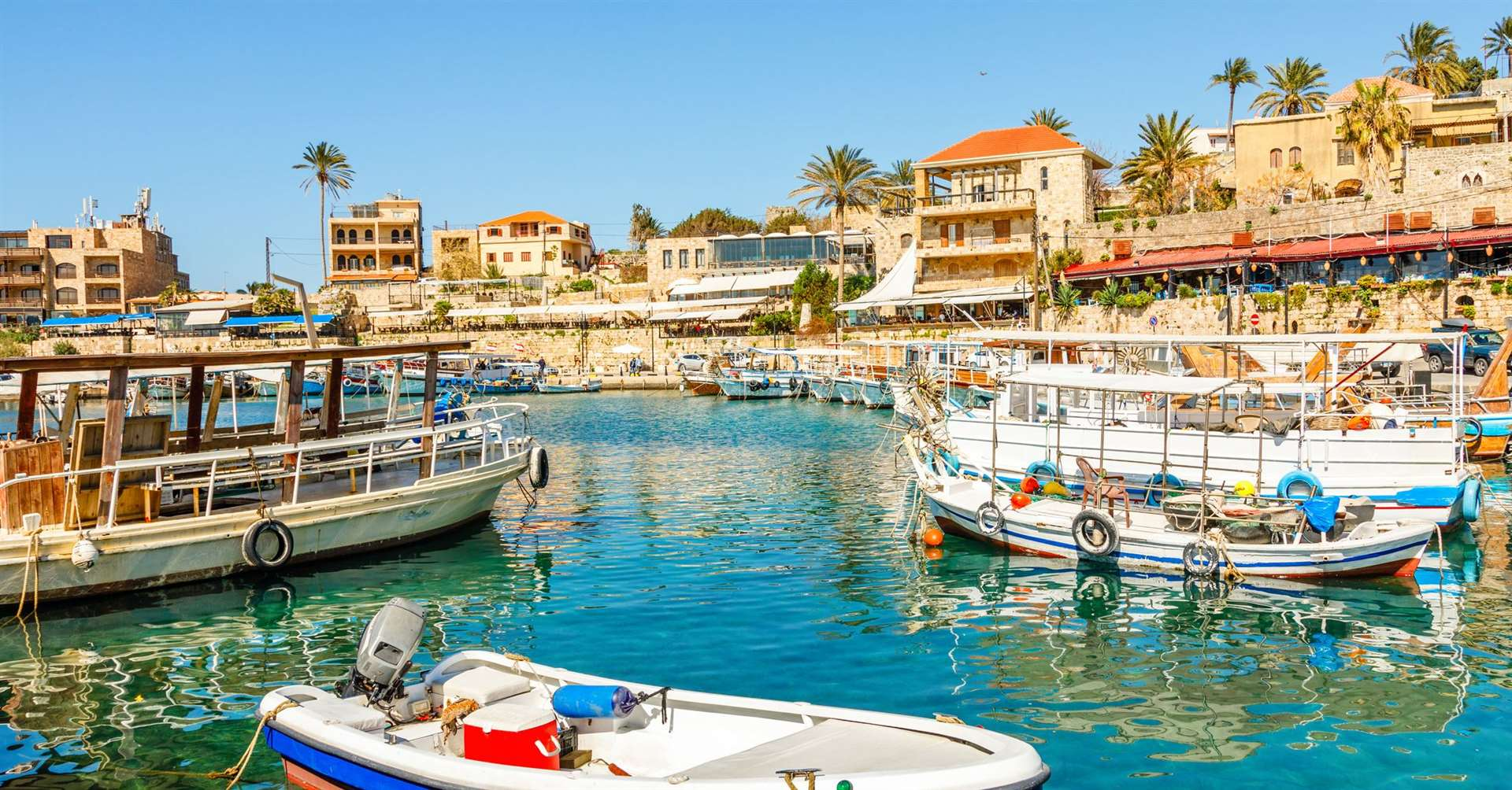Byblos in Lebanon is said to be one of the oldest continuously inhabited cities in the world.