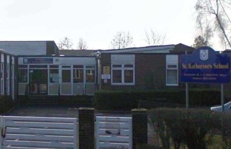 St Katherine's School in Snodland