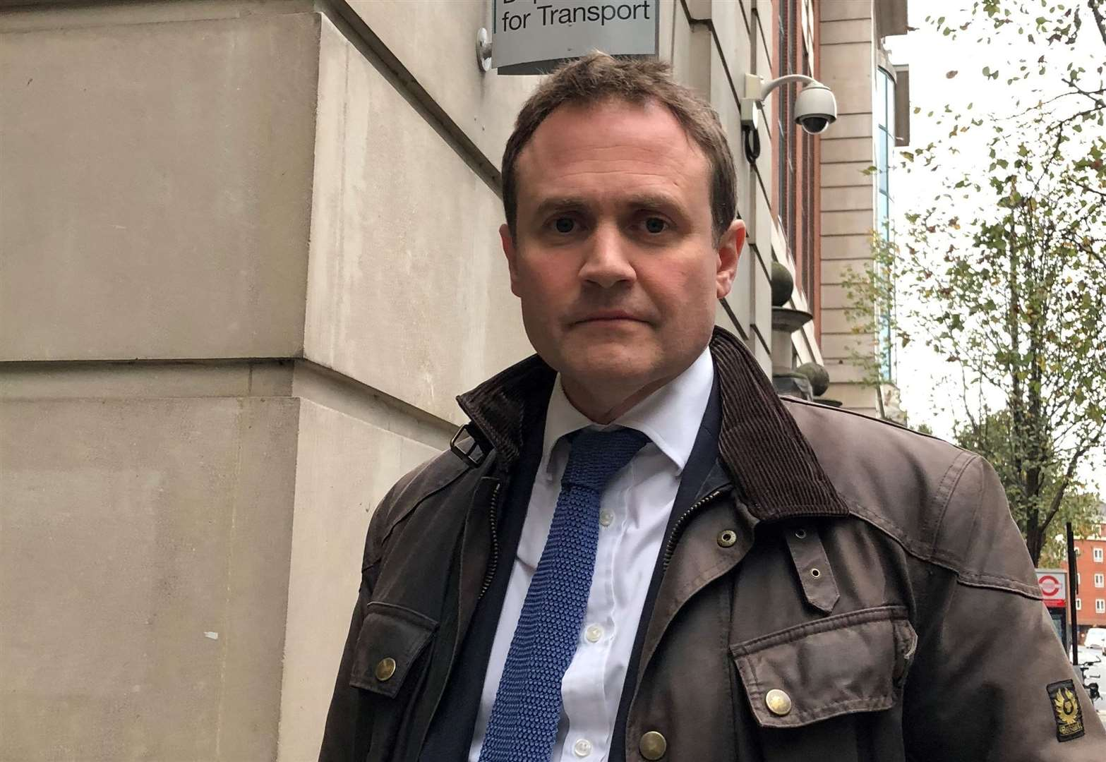 Tonbridge and Malling MP Tom Tugendhat is one of those signing the letter to Ofcom