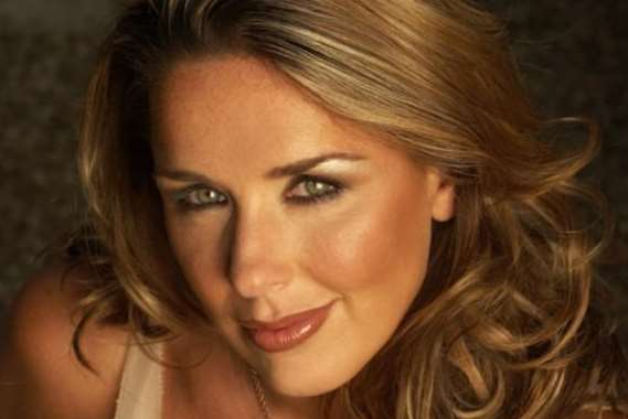 Claire Sweeney was in Chatham earlier today.