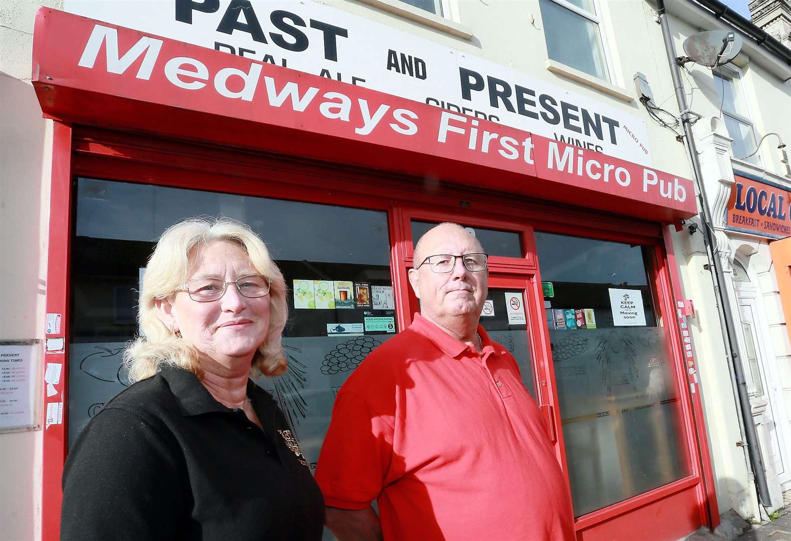 The miniature boozer has proved so popular they are now looking to move to bigger premises down the road