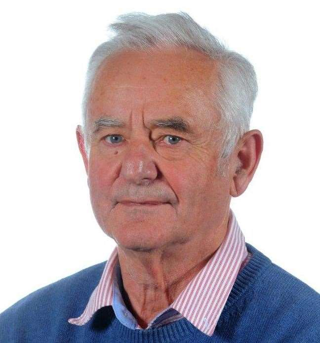 Swale council leader, Cllr Roger Truelove (Lab). Picture: Swale council
