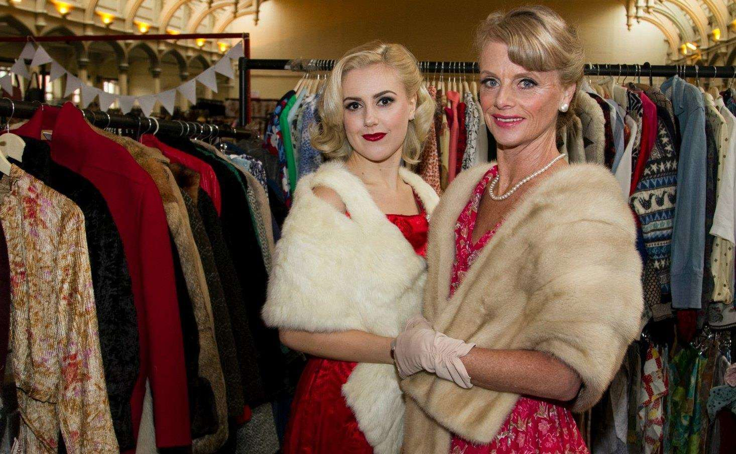 A range of vintage items will be available at the event. Picture: Lou Lou's Vintage Fair