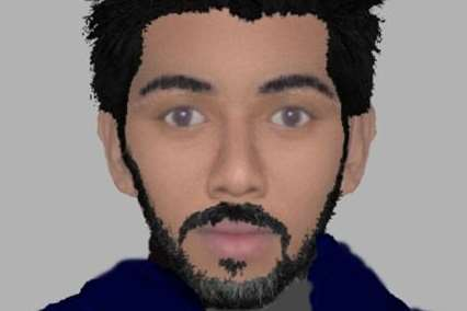 An efit of a suspect in a string of fraud cases