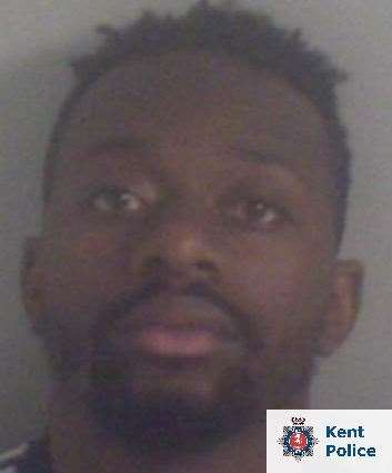 Michael Boateng-Sakyi has been jailed for drugs offences (7813309)