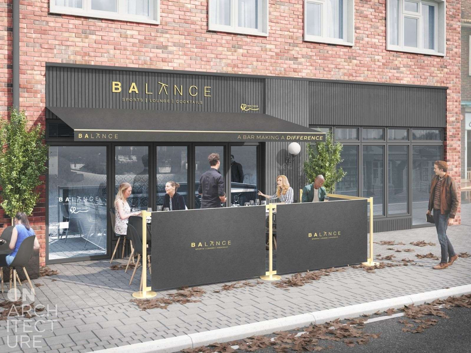 Balance Bar will open in New Romney High Street