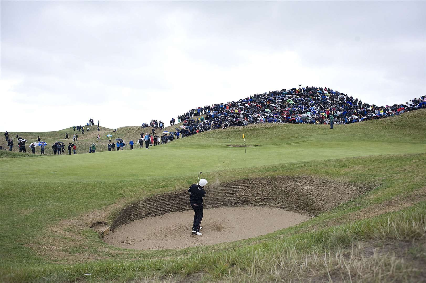Players will be competing with a new handicap system when golf resumes Picture: Barry Goodwin