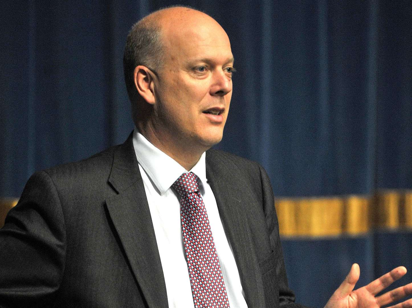 Transport Secretary Chris Grayling will be given more time for discussions in a bid to secure a new ferry route from Ramsgate to Ostend in Belgium