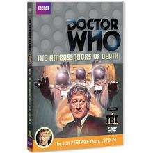 Doctor Who DVD The Ambassadors of Death