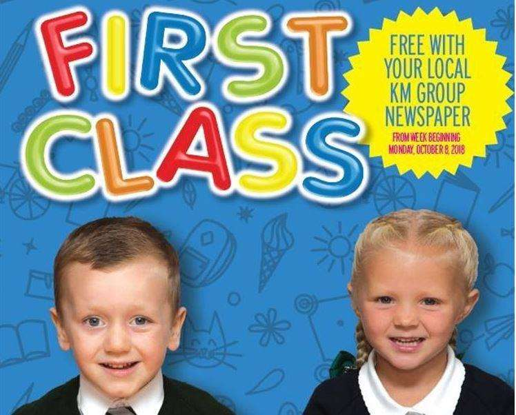 First Class is in KM Group newspapers this week (4715027)