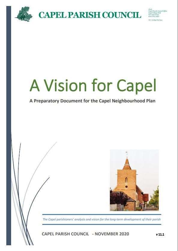 The Vision For Capel report