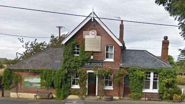 The Dove Inn. Picture: Google street view