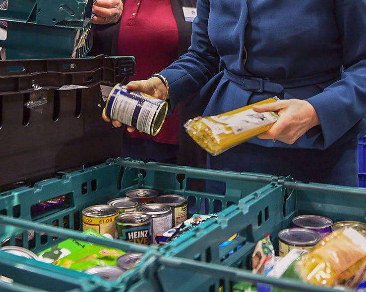 Medway Council Investigating Claims Staff Are Using Food Banks