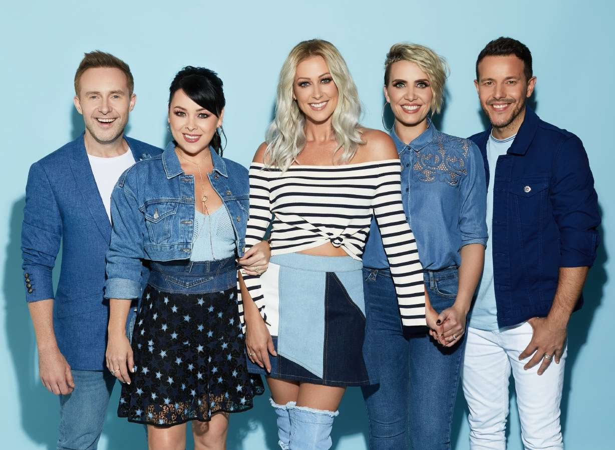 Steps are back performing live in 2018