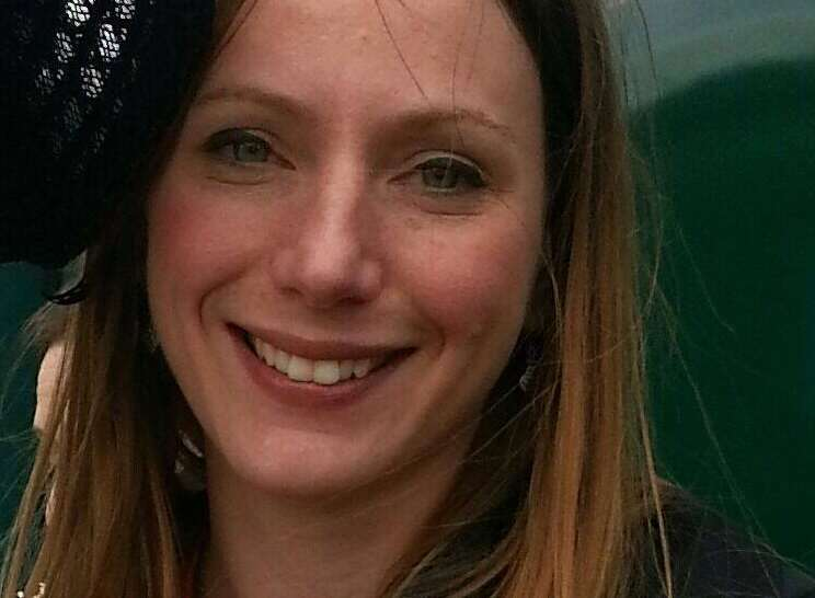 Joanna Bowring died after being struck by a train in Boxley
