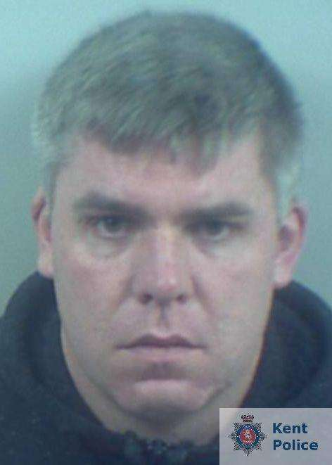 Lee Webster. Picture: Kent Police (3561347)