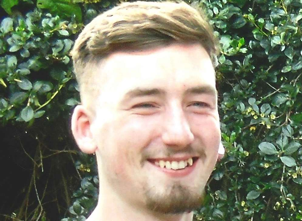 Jack Whichello, 20, who died in a bike crash at Herne
