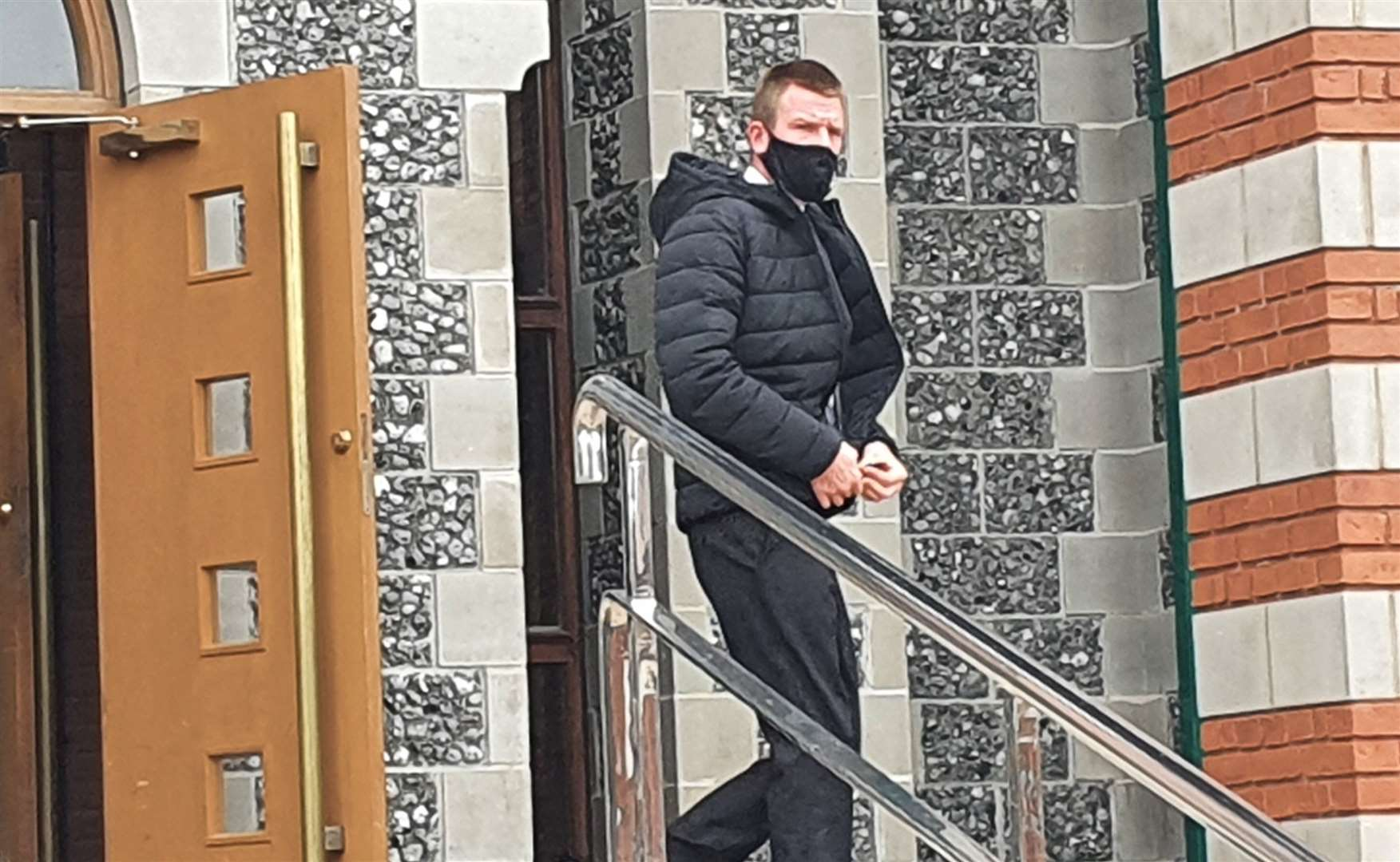 Macaulay Skirrow, 24, of Freemens Way, Deal, pleaded guilty at Canterbury Crown Court to causing the death of motorcyclist Bernard Tomlin