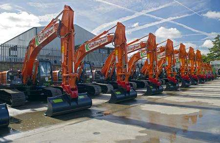 Gallagher Group has added 12 new diggers to its fleet