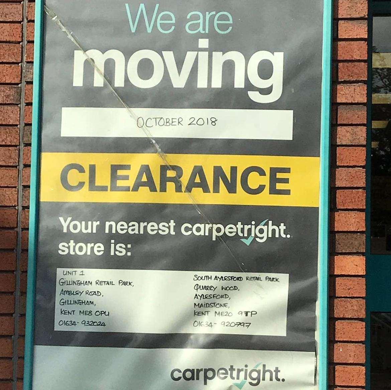 Carpetright News
