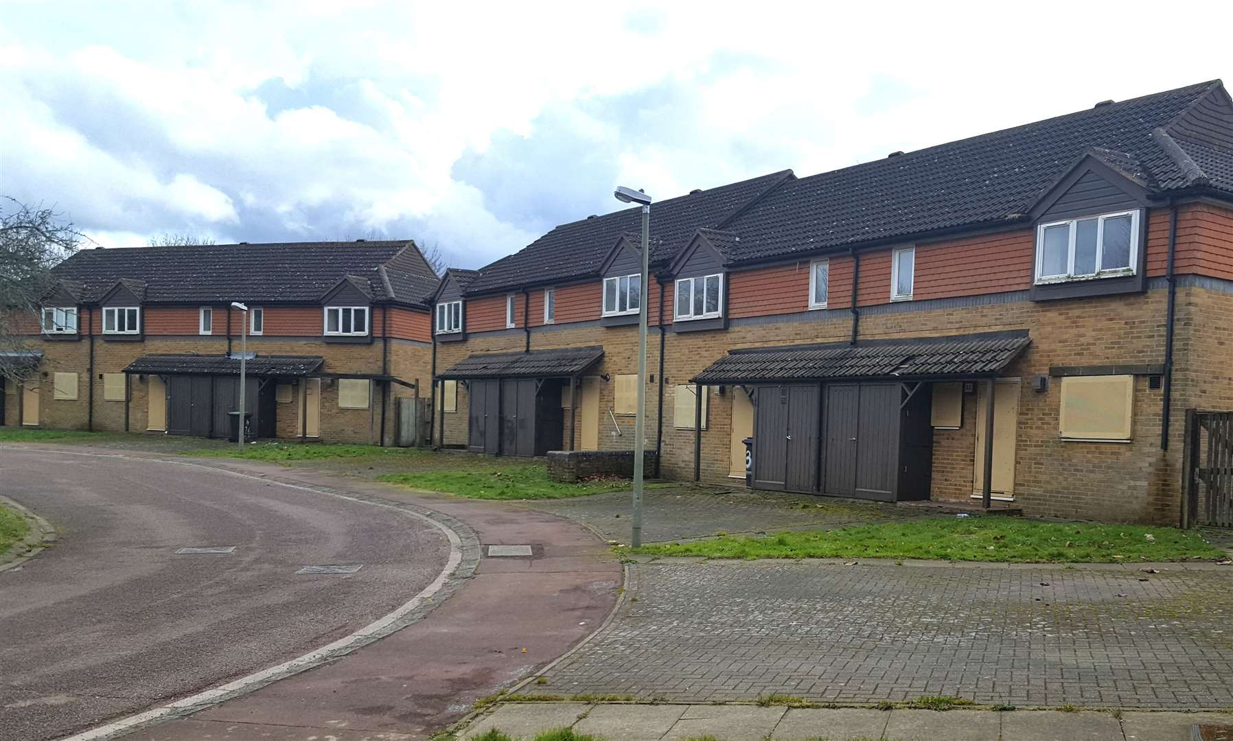 The last batch of redundant army homes at the former Howe Barracks will go to London families