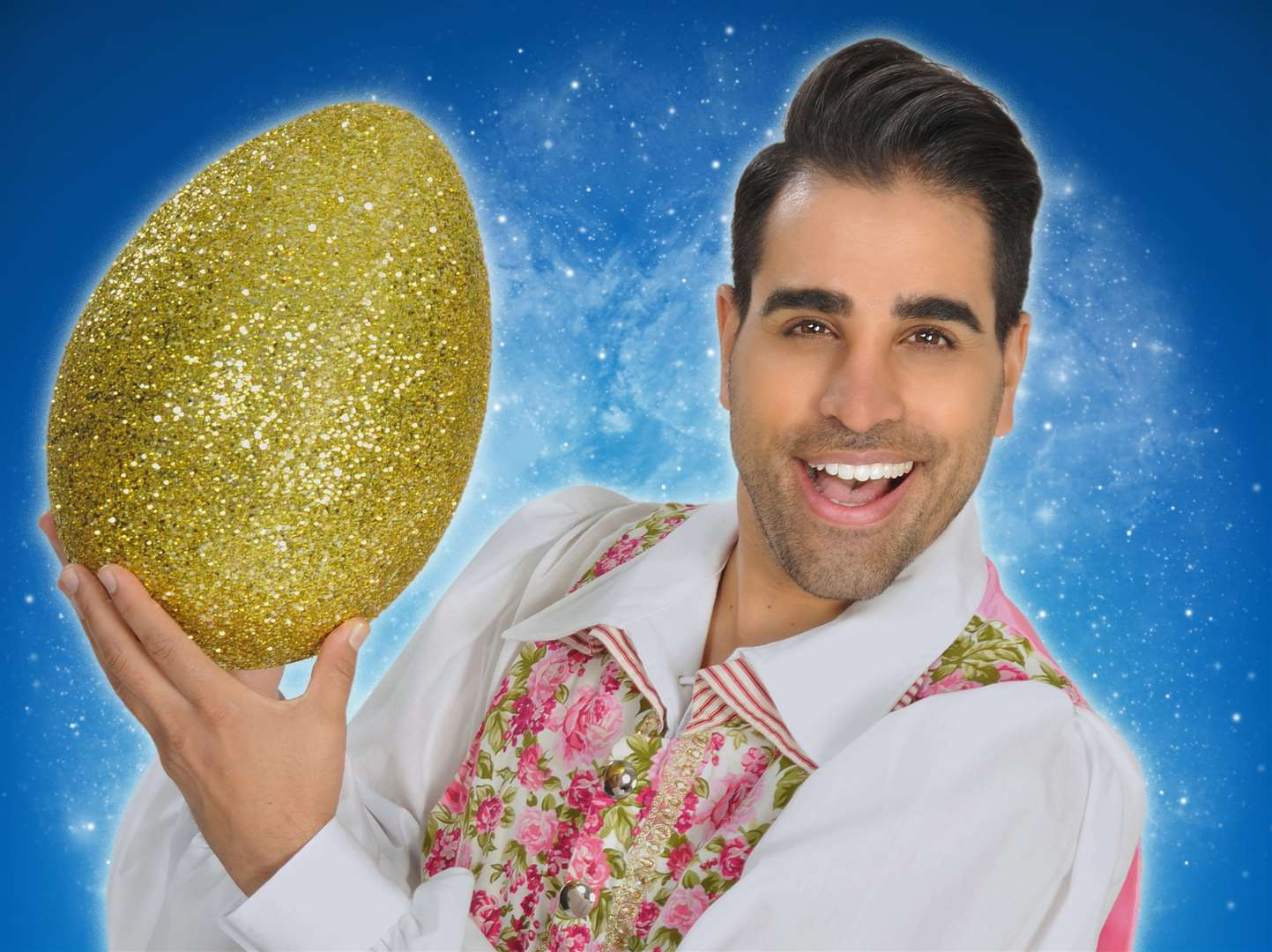 Dr Ranj will star in Mother Goose in Canterbury
