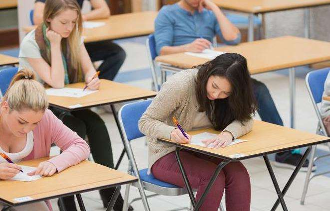 Thousands of pupils in Kent will get their GCSE results today. Stock image