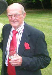 Terry Wotton, 71, who was killed by his son from multiple stab wounds.