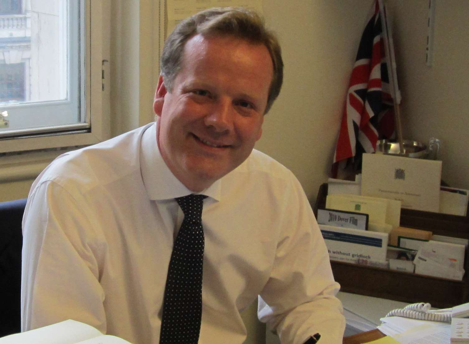 Dover and Deal MP Charlie Elphicke denies any wrongdoing
