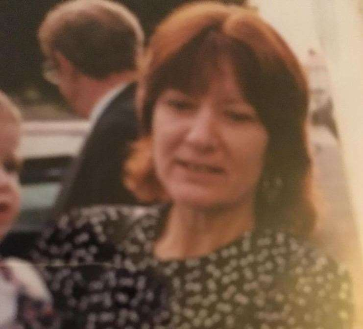 Grandmother Jackie Allen, 65, died in a house fire in West Malling (6117495)