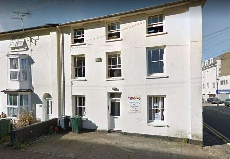 The Venue Holidays office in Norwood Street, Ashford. Picture: Google