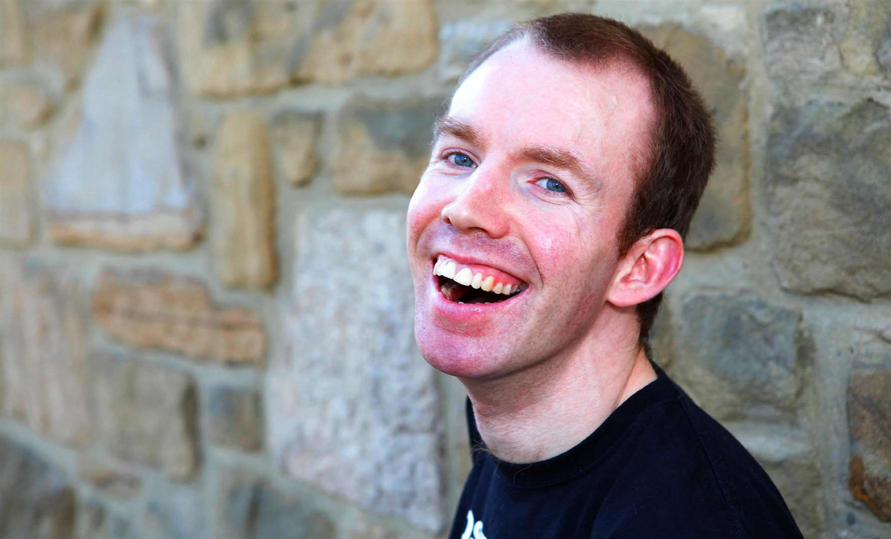 Lee Ridley, aka, Lost Voice Guy