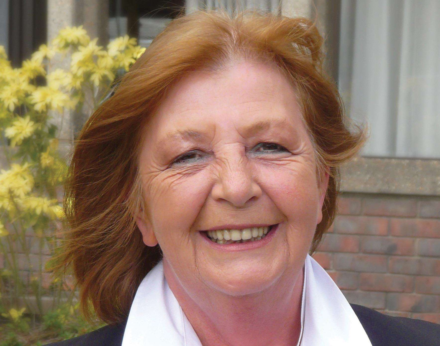 Cllr Jane Chitty