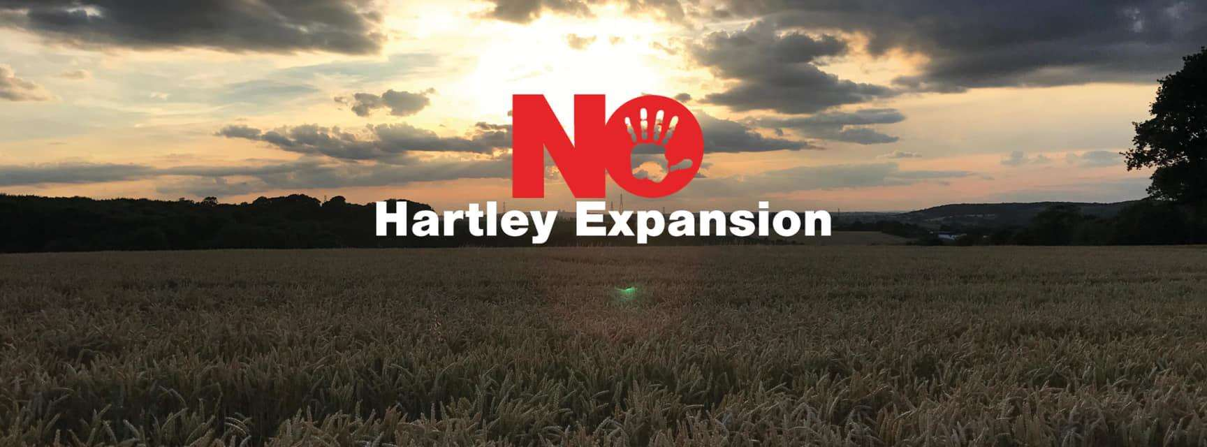The NO Hartley Expansion group logo, picture: LS Creative