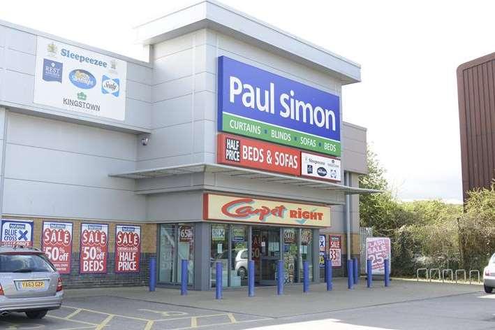 Paul Simon To Close Four Kent Stores At Gillingham